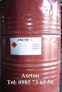 Axeton, CH3COOCH3