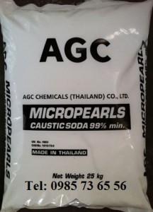 natri hydroxit thái lan, xút hạt thái lan, xút thái lan, Caustic soda micropearls, NaOH hạt thái lan