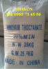 amoni thiocyanate, NH4SCN