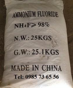 bán amoni florua, bán Ammonium fluoride, bán NH4F