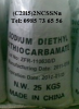 bán Sodium diethyldithiocarbamate, bán natri dietyldithiocacbamat, bán (C2H5)2NCSSNa