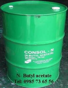 Butyl Axetat, C6H12O2