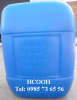 Formic acid, HCOOH
