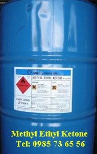 Methyl Ethyl Ketone, MEK, CH3COC2H5