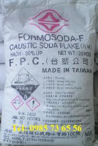 natri hydroxit, Sodium hydroxide, xút vẩy đài loan, Caustic soda Flake, NaOH