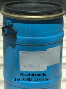 bán Nicotinamide, bán Vitamin PP, bán vitamin B3, bán C6H6N2O