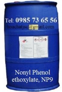 bán NP9, bán Nonyl Phenol ethoxylate, bán chất hoạt động bề mặt