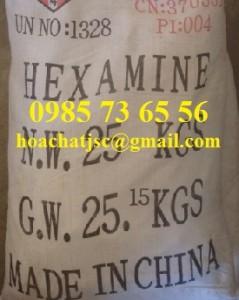 hexamine, C6H12N4