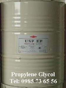 Propylene Glycol, C3H8O2