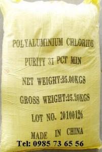 bán PAC, bán PAC ấn độ, bán Poly Aluminum Chloride