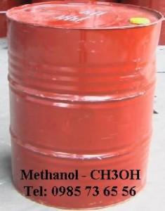 Methanol, CH3OH